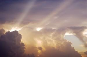 Paducah storm clouds
