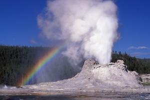 Castle Geyser Rainbow blog