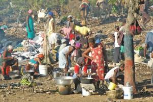Haitian street scene 6