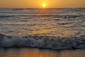 Pacific Coast sunset 609