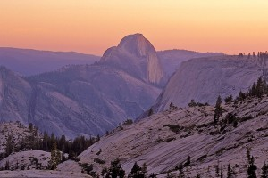 Half Dome from Olmstead Point (h) cr