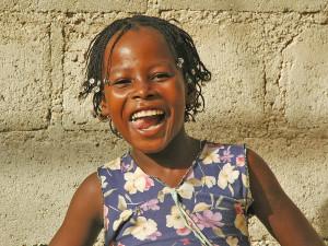 Haitian girl 2