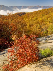 Raven Rock fall