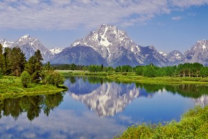 WY Grand Teton NP Oxbow Bend